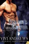 Finder's Keeper (Karmic Consultants) - Vivi Andrews
