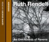 An Unkindness of Ravens - Ruth Rendell, George Baker