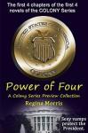 Power of Four - Regina Morris