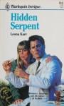 Hidden Serpent (Harlequin Intrigue, #184) - Leona Karr