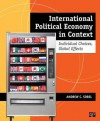 International Political Economy in Context - Andrew Carl Sobel