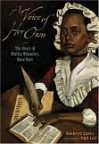 A Voice of Her Own: The Story of Phillis Wheatley, Slave Poet - Kathryn Lasky, Paul Lee