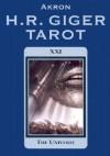 H.R. Giger Tarot Set with Cards - H.R. Giger
