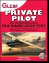 Private Pilot and Recreational Pilot FAA Knowledge Test 2010: For the FAA Computer-Based Pilot Knowledge Test - Irvin N. Gleim, Garrett W. Gleim