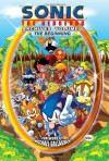 Sonic The Hedgehog Archives, Vol. 0: The Beginning - Michael Gallagher, Scott Shaw, Jorge Pacheco, Bill White, Dave Manak