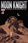Moon Knight (2016-) #9 - Jeff Lemire, Francesco Francavilla, Greg Smallwood, James Stokoe, Wilfredo Torres