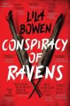 A Conspiracy of Ravens - Lila Bowen