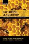 Exploring Leadership: Individual, Organizational, and Societal Perspectives - Richard Bolden, Jonathan Gosling, Beverley Hawkins, Scott Taylor