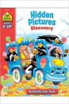 Hidden Pictures Discovery Activity Zone - School Zone Publishing Company