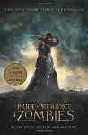 Pride and Prejudice and Zombies (Movie Tie-in Edition) - Jane Austen, Seth Grahame-Smith