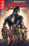 Uncanny Avengers (2015-) #15 - Gerry Duggan, Pepe Larraz, Meghan Hetrick