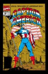Captain America Epic Collection: Streets of Poison - Mark Gruenwald, Ron Lim