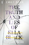 The Truth and Lies of Ella Black - Emily Barr