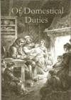 Of Domestical Duties - William Gouge, Greg Fox