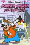 Mickey Mouse Adventures Volume 9 (Mickey Mouse Adventures - Byron Erickson, Leonard John Clark