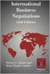 International Business Negotiations - Pervez N. Ghauri, Pervez Ghauri, Jean-Claude Usunier