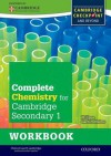 Complete Chemistry for Cambridge Secondary 1 Workbook: For Cambridge Checkpoint and Beyond - Philippa Gardom Hulme