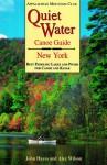 Quiet Water Canoe Guide: New York - John Hayes, John Hayes