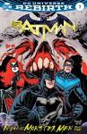 Batman (2016-) #7 - Ivan Plascencia, Steve Orlando, Riley Rossmo, Tom King, Nathan Fairbairn, Yanick Paquette