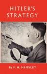 Hitler's Strategy - F.H. Hinsley, Sam Sloan