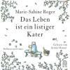 Das Leben ist ein listiger Kater - Marie-Sabine Roger, Armin Hauser, Hoffmann und Campe