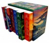 Harry Potter Books 1-7 Complete Collection - J.K. Rowling