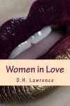 Women in Love - D.H. Lawrence, Howard Rubin