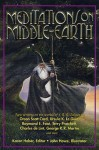 Meditations on Middle Earth: New Writing on the Worlds of J. R. R. Tolkien by Orson Scott Card, Ursula K. Le Guin, Raymond E. Feist, Terry Pratchett, Charles de Lint, George R. R. Martin, and more - Douglas A. Anderson, Diane Duane, George R.R. Martin, Karen Haber