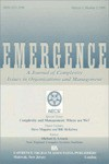 Complexity and Management: Where Are We? a Special Issue of Emergence - Steve Maguire