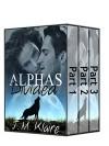 Alphas Divided: BBW Wolf Shifter Romance Series (The Complete Series) - Jamie Klaire, J. M. Klaire