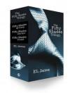 Fifty Shades Trilogy Boxed Set - E.L. James