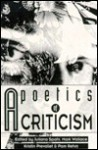 A Poetics of Criticism - Juliana Spahr, Mark Wallace, Kristin Prevallet, Pam Rehm