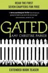 Gated: Extended Book Teaser - Amy Christine Parker