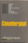 Counterplot - Edward Jay Epstein