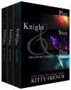 The Complete Knight Trilogy: The USA Today Best-selling Lucien Knight Erotic Series - Kitty French