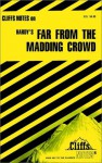 Cliffsnotes on Hardy's Far from the Madding Crowd - R.E. Jonsson, CliffsNotes