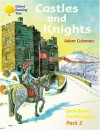 Castles and Knights (Oxford Reading Tree: Stages 8-11: Jackdaws: Pack 2) - Adam Coleman, Mike Poulton