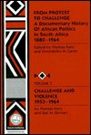A Documentary History of African Politics in South Africa, 1882-1964: Challenge and Violence, 1953-1964 - Thomas Karis, Gail M. Gerhart, Gwendolen M. Carter