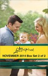 Love Inspired November 2014 - Box Set 2 of 2: Saved by the FiremanHis Small-Town Family - Allie Pleiter, Lorraine Beatty