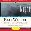 Night - Elie Wiesel, George Guidall
