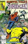 """Marvel Tales #215 : Starring Spider-Man and Nightcrawler in """"Let the Punisher Fit the Crime"""" (Marvel Comics) - Len Wein, Ross Andru"""
