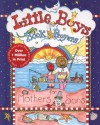 Little Boys Book of Prayers for Mothers and Sons - Carolyn Larsen, Caron Turk