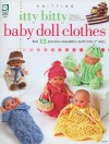 Itty Bitty Baby Doll Clothes - Sue Childress, Frances Hughes