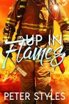 Up In Flames (Eternal Flame Book 2) - Peter Styles