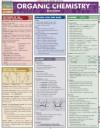 Organic Chemistry Reactions (Quickstudy: Academic) - Inc. BarCharts