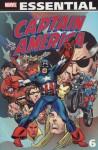 Essential Captain America, Vol. 6 - Jack Kirby, Dave Cockrum, Sal Buscema, Mike Zeck, George Tuska, Roy Thomas, Don Glut, Steve Gerber, David Anthony Kraft, Peter Gillis