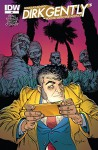 Dirk Gently's Holistic Detective Agency #4 (of 5) - Chris Ryall, Tony Akins