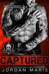 Captured: Devil's Blaze MC Book 1 - Daryl Banner, Vicki Jones, Jordan Marie