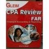 Cpa Review Financial 2012 Ed T - Irvin N. Gleim