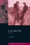 Europe 1880-1945 - J.M. Roberts
